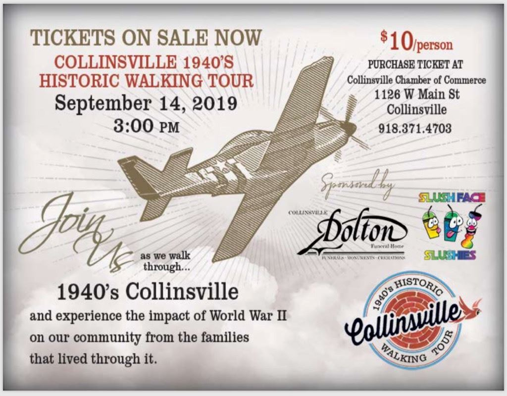 1940s Historic Walking Tour
