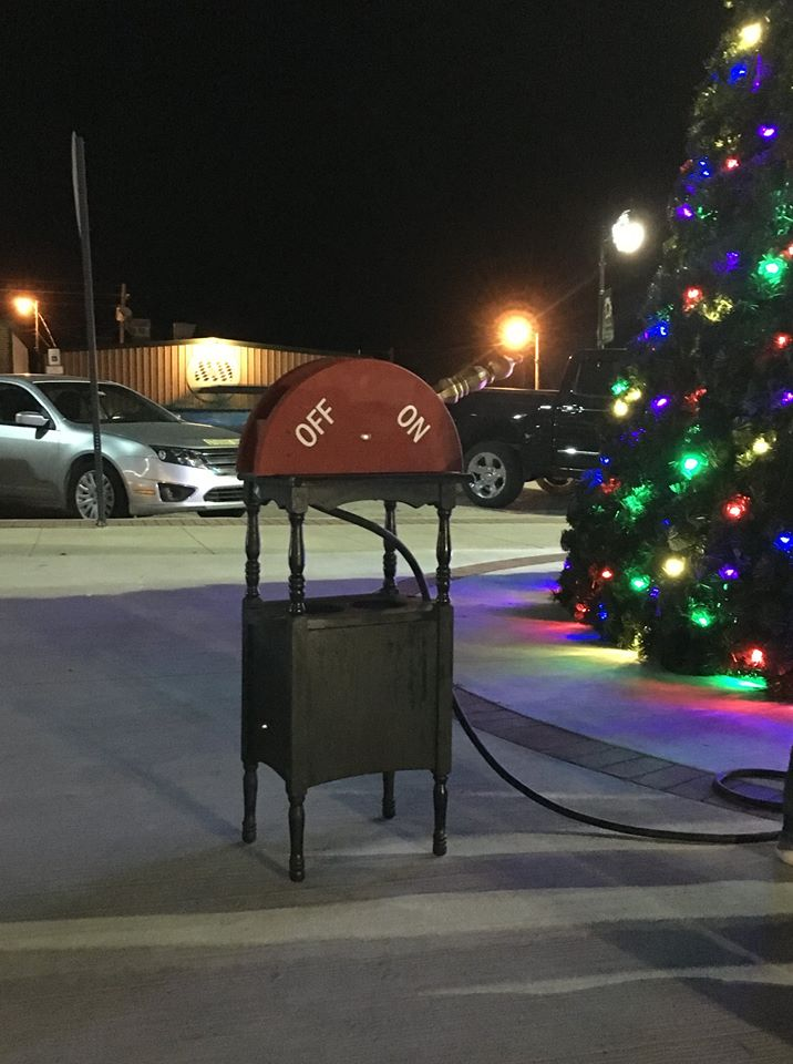 Christmas Tree Lighting Switch