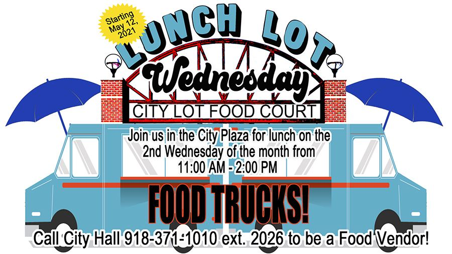 Lunch Lot Application
