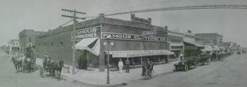 Collinsville Businesses Circa 1915